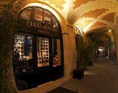 Dammann Freres The Salon 15 Place des Vosges