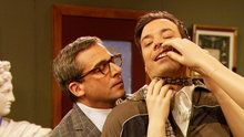 Late Night with Jimmy Fallon: Real People, Fake Arms With Steve Carell and Justin Timberlake, Part 2