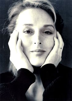 Meryl Streep...