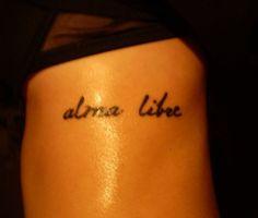 alma libre, free soul
