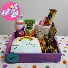 Ideas Para, Popcorn, Amor, Breakfast Tray, Novelty Gifts