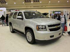 2011 Chevy Tahoe Hybrid