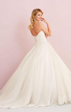 Allure 2757 by Allure Bridals Romance