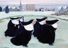 Margaret Loxton  born 1938 Winter At The Convent
