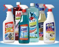 čističe a odmašťovače Codi
