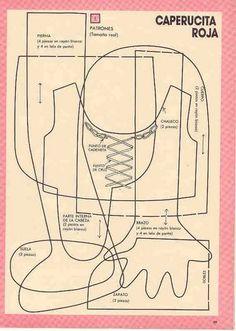 Ткань куклы (шаблоны) - Страница 2 - Форум Univision / Форум - 232 570 242