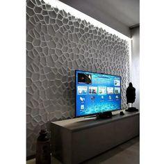 Textured Wall Panels, Pvc Wall Panels, 3d Panels, Decorative Wall Panels, Wood Panel Walls, Wood Wall, 3d Wall Decor, Wall Decor Design, Textures Murales