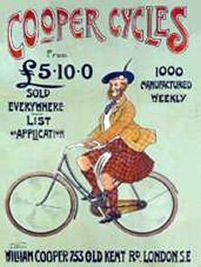 You can even ride a bike whilst wearing a kilt.