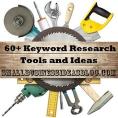 60+ Keyword Research Tool Alternatives to Google Keyword Planner -- [SEO] [Keyword Research] [Keyword Analysis] [Tools] [Overview] [Best Practice] #DigitalE45DK #HyperSynectics