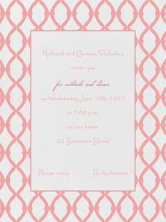 """Lady Bexborough (Blossom)"" Invitation, Paperless Post"