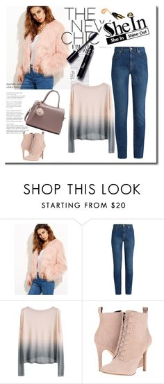 """""""SheIn 3/XI"""" by nermina-okanovic ❤ liked on Polyvore featuring Alexander McQueen, BCBGeneration and shein"""