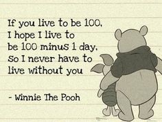 Pooh Love Quotes Alluring Winnie The Pooh Goodbye Quotes  Winne The Pooh And Piglet Quote