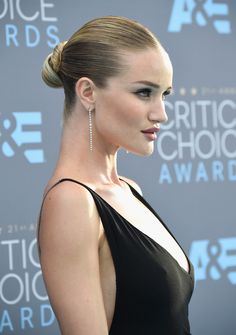 Stop and Stare at the Most Beautiful Hair and Makeup at the Critics' Choice Awards