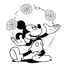Top 10 Free Printable Disney Easter Coloring Pages Online | Easter ...