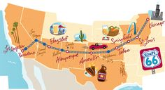 Get your sips on Route 66: 11 great beer stops along the Mainstreet of America.
