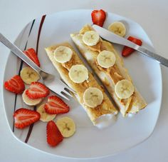 #banana #strawberry #breakfast   #oatmeal #banana #chia #breakfast #healthy #diet #joghurt #morning #peanutbutter #peanut #butter #pancakes