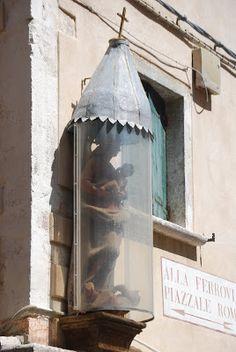 Capitello a Venezia