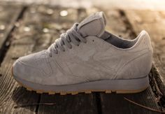 """Reebok Classic Leather """"Suede Camo"""" Pack"""