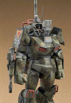 Crunchyroll - Store - Fang of the Sun Dougram Combat Armors MAX EX-02 1/72nd Scale Combat Armor Model Kit