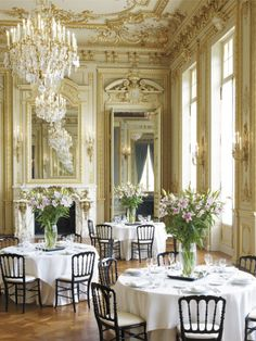 French, of course- I love French design and French provencial furniture and Venetian mirrors and glass....