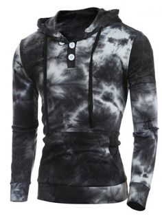 GET $50 NOW | Join RoseGal: Get YOUR $50 NOW!http://www.rosegal.com/mens-hoodies-sweatshirts/hooded-ombre-bandhnu-button-embellished-744574.html?seid=7943936rg744574