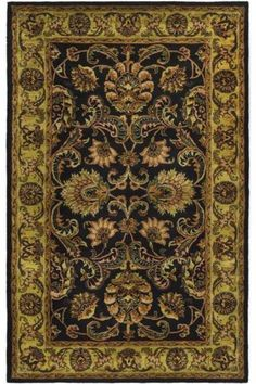 Home Decorators Collection Wool Area Rugs, Wool Rug, Living Room Carpet, Traditional Rugs, Miniatures, Flooring, Doll Houses, Antiques, Raven