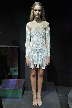 London Fashion Week - Manuel Facchini