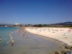 Playa do Vao #Vigo #banderaazul RT Blog @quehacerenvigo
