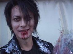 BUCK-TICK 櫻井敦司 あっちゃんは血まみれになってもカッコイイんだよ。