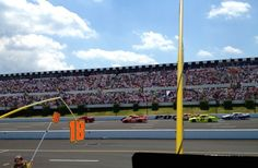 About time to go racing @poconoraceway!! #NASCAR
