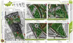 Inquadramento aree funzionali Tesi di Laurea in Architettura di Alessio Pea