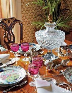 El arte de poner la mesa: 62 sugerencias chic, Poner una mesa con elegancia, poner una mesa elegante, poner la mesa con estilo.