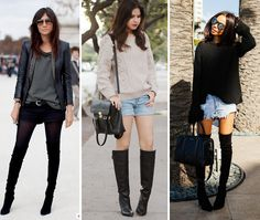 over knee boots - Google Search