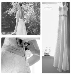 LAS DEMIERO www.lasdemiero.com www.facebook.com/... #bodas #novias #lasdemiero #casamientos