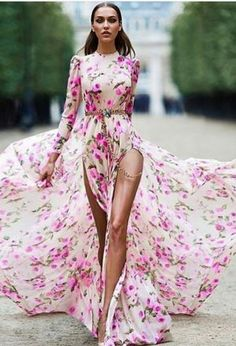 Look by @canitoc with #dresses #floral #summerlooks.