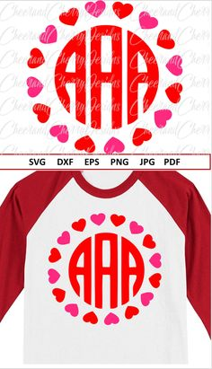 Excited to share the latest addition to my #etsy shop: Heart #monogram #Svg #Valentines day SVG for #Silhouette Heart Svg files for #Cricut #Hearts monogram frame Svg for #Valentine Svg for #Shirt #Dxf #pink #birthday #valentinesday #heartmonogramsvg #monogramsvg #heartmonogram