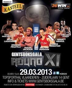 www.36win.be  Online Casino    Gents Boks Gala VIP tickets competition