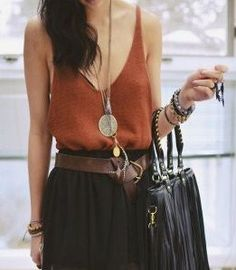 Bohemian Chic | More outfits like this on the Stylekick app! Download at http://app.stylekick.com