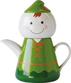 Tea For One - Peter Pan Teapot Available @ Li'l Treasures. $33 - Australian Store.