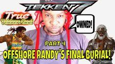 Tekken 7 Season 3- OFFSHORE RANDY'S FINAL BURIAL! (Eddy Gordo VS Leroy S... Tekken 7, Season 3, Finals, Youtube, Movie Posters, Film Poster, Popcorn Posters, Final Exams, Film Posters