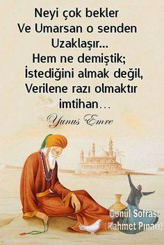 Özlü sözler Rumi Quotes, Inspirational Quotes, Allah Islam, Sufi, Meaningful Words, Islamic Quotes, Motto, Quran, Cool Words