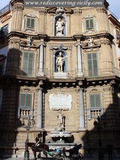 Piazza Four Corners Palermo