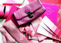 Everything you need in pink #DressUpPartyDown