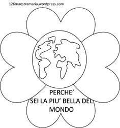 87 Fantastiche Immagini Su Lavoretti Per La Festa Della Mamma