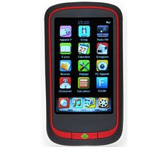"""Der Multimedia-Player TS290 von Mpman gibt Bilder, Musik und Videos wieder.    Das Gerät TS290 verfügt über einen 7,1 cm (2,8"""") Touchscreen und einen 4 GB-Speicher, der mit einer SDHC-Karte erweitert werden kann.    Der Player verwaltet Tags und Playlisten und erleichtert die Suche nach Dateien."""
