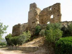 Castell Ciuró de Molins de Rei (Baix Llobregat)