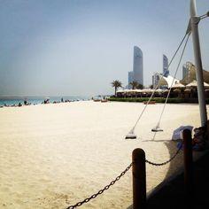 Corniche Beach, Abu Dhabi