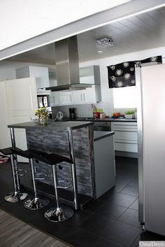 Valmis Valaistus Keittiössä  Kitchen  Spaces  Pinterest  Design Simple Islands Dining Room Review
