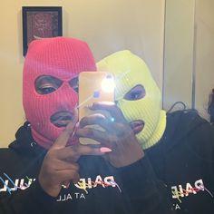 Sister Wallpaper, Mask Girl, Balaclava, Bad Girl Aesthetic, 7 And 7, Adventure Time, Baddie, Karma, Skiing