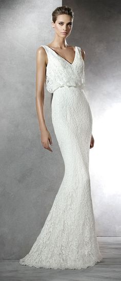 Find Wedding Dresses by Pronovias thanks to our search engine. Discover the latest tips and trends in Wedding Dresses by Pronovias. Pronovias Wedding Dress, 2016 Wedding Dresses, Wedding Attire, Bridal Dresses, Wedding Gowns, Dresses 2016, Lace Wedding, Wedding Venues, Bridesmaid Dresses